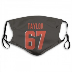 Alex Taylor Cleveland Browns Reusable & Washable Face Mask