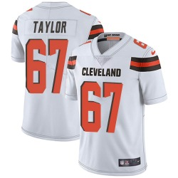 Alex Taylor Cleveland Browns Youth Limited Vapor Untouchable Nike Jersey - White