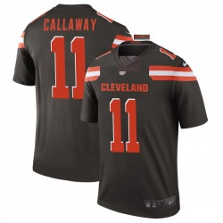 Antonio Callaway Cleveland Browns Men's Legend Nike Jersey - Brown