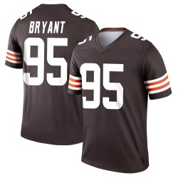 Armonty Bryant Cleveland Browns Men's Legend Nike Jersey - Brown