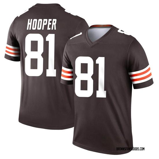 Austin Hooper Cleveland Browns Men's Legend Nike Jersey - Brown