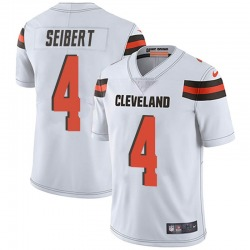 Austin Seibert Cleveland Browns Youth Limited Vapor Untouchable Nike Jersey - White