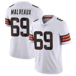 Cameron Malveaux Cleveland Browns Youth Limited Vapor Untouchable Nike Jersey - White