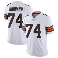 Chris Hubbard Cleveland Browns Men's Limited Vapor Untouchable Nike Jersey - White