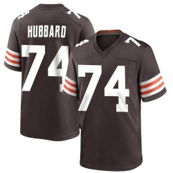 Chris Hubbard Cleveland Browns Youth Game Team Color Nike Jersey - Brown