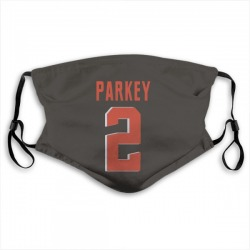 Cody Parkey Cleveland Browns Reusable & Washable Face Mask