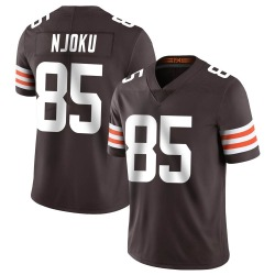 David Njoku Cleveland Browns Men's Limited Team Color Vapor Untouchable Nike Jersey - Brown
