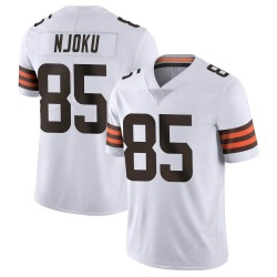 David Njoku Cleveland Browns Men's Limited Vapor Untouchable Nike Jersey - White