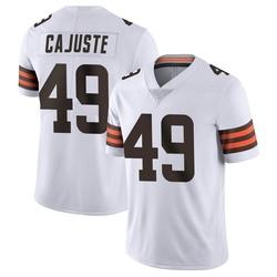 Devon Cajuste Cleveland Browns Men's Limited Vapor Untouchable Nike Jersey - White