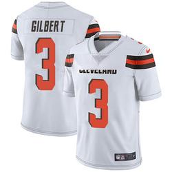 Garrett Gilbert Cleveland Browns Men's Limited Vapor Untouchable Nike Jersey - White