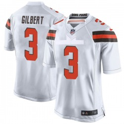 Garrett Gilbert Cleveland Browns Youth Game Nike Jersey - White