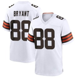 Harrison Bryant Cleveland Browns Men's Game Nike Jersey - White