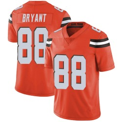Harrison Bryant Cleveland Browns Men's Limited Alternate Vapor Untouchable Nike Jersey - Orange
