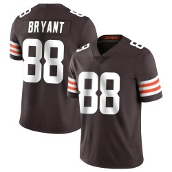 Harrison Bryant Cleveland Browns Men's Limited Team Color Vapor Untouchable Nike Jersey - Brown