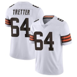 JC Tretter Cleveland Browns Youth Limited Vapor Untouchable Nike Jersey - White