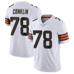 Jack Conklin Cleveland Browns Youth Limited Vapor Untouchable Nike Jersey - White