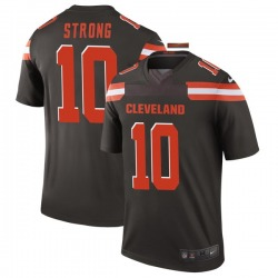 Jaelen Strong Cleveland Browns Youth Legend Nike Jersey - Brown