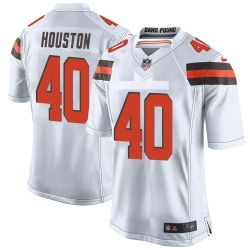Jameson Houston Cleveland Browns Youth Game Nike Jersey - White