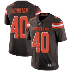 Jameson Houston Cleveland Browns Youth Limited Team Color Vapor Untouchable Nike Jersey - Brown