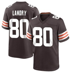 Jarvis Landry Cleveland Browns Youth Game Team Color Nike Jersey - Brown