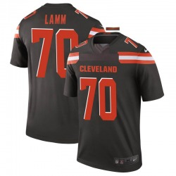 Kendall Lamm Cleveland Browns Youth Legend Nike Jersey - Brown
