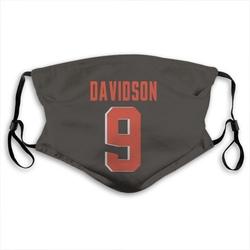 Kevin Davidson Cleveland Browns Reusable & Washable Face Mask