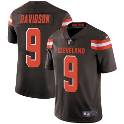 Kevin Davidson Cleveland Browns Youth Limited Team Color Vapor Untouchable Nike Jersey - Brown
