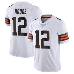 KhaDarel Hodge Cleveland Browns Men's Limited Vapor Untouchable Nike Jersey - White