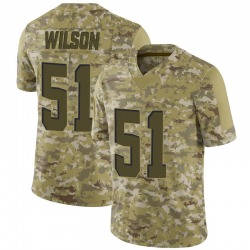 Mack Wilson Cleveland Browns Youth Limited 2018 Salute to Service Nike Jersey - Camo