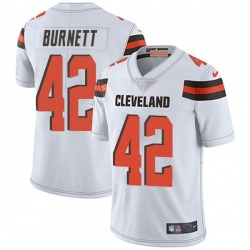 Morgan Burnett Cleveland Browns Youth Limited Vapor Untouchable Nike Jersey - White
