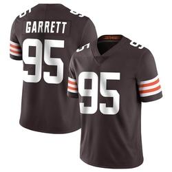 Myles Garrett Cleveland Browns Men's Limited Team Color Vapor Untouchable Nike Jersey - Brown