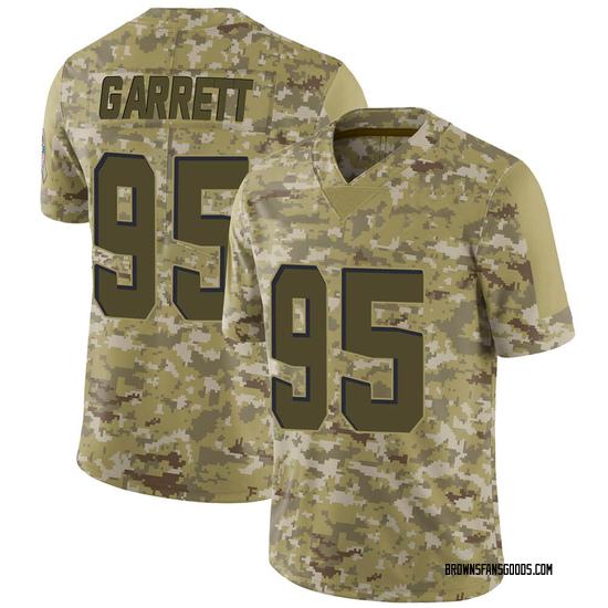 myles garrett jersey youth