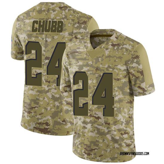 cleveland browns jersey nick chubb