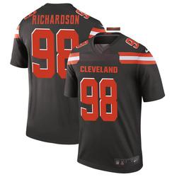 Sheldon Richardson Cleveland Browns Youth Legend Nike Jersey - Brown
