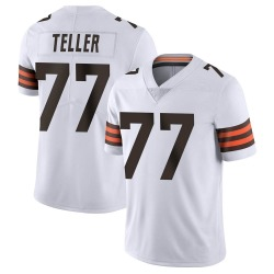 Wyatt Teller Cleveland Browns Youth Limited Vapor Untouchable Nike Jersey - White